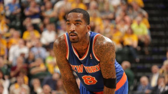 J.R. Smith to return to Knicks, agent says