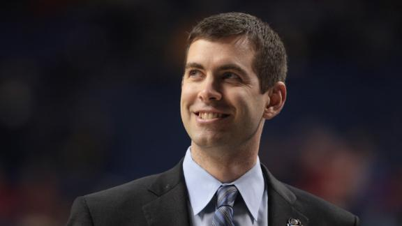 Stevens 'humbled' by chance with Celtics