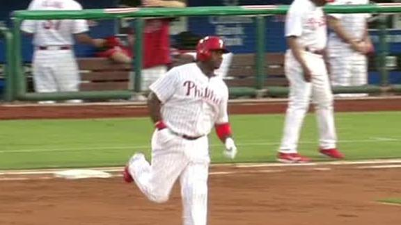 Video - Phillies Hold Off Braves
