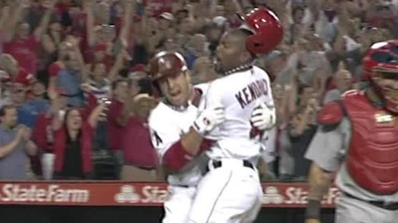 Video - Angels Walk Off With Win