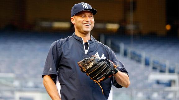 Video - Derek Jeter To Return To Field