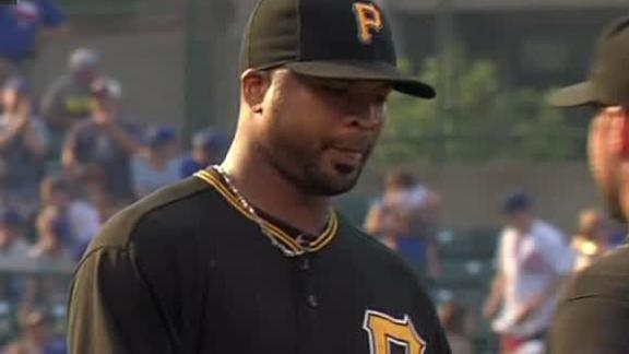 Video - Liriano Leads Pirates Past Cubs