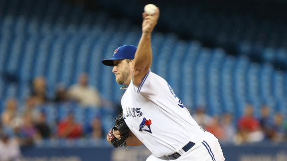 Video - Buehrle, Blue Jays Blank Twins