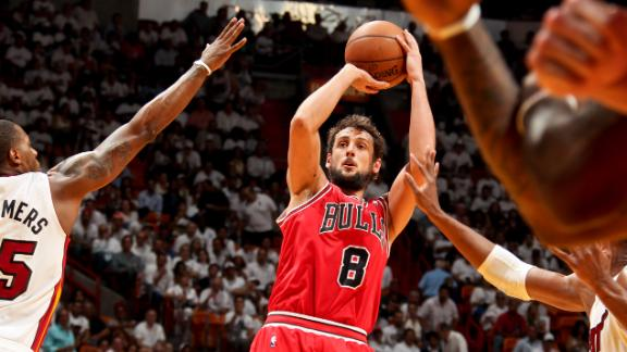 Marco Belinelli agrees to deal with San Antonio Spurs, accordin…