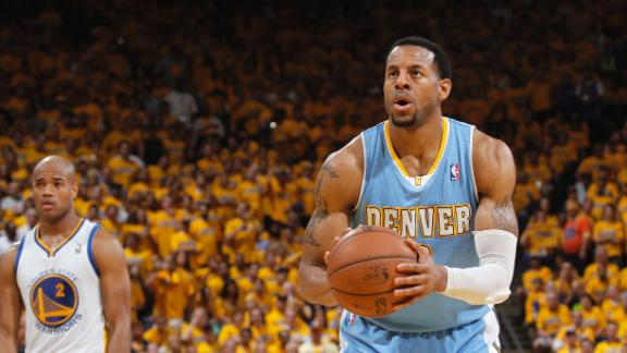 Source: Warriors reach deal with Iguodala