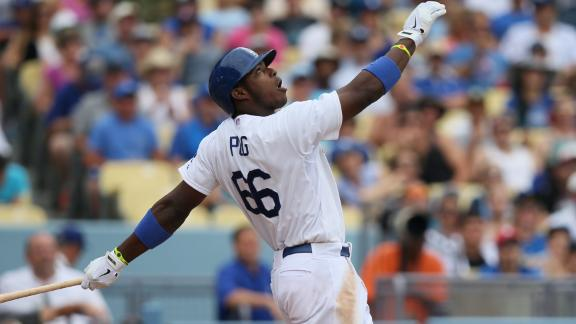 Dodgers star rookie Puig sent to Final Vote