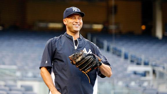 Jeter starts at shortstop in first rehab game