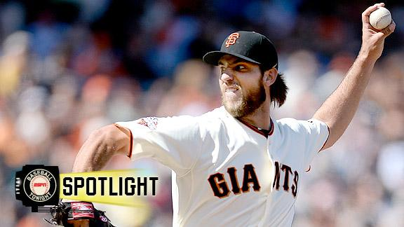 Video - Bumgarner, Giants Shut Down Dodgers
