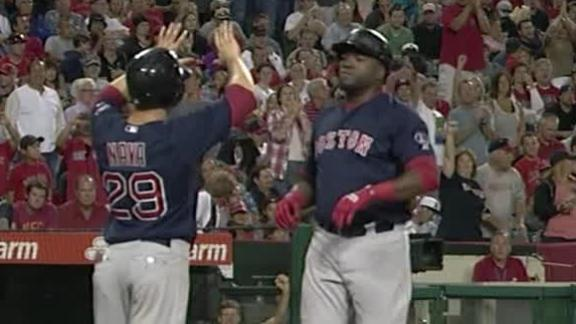 Video - Red Sox Win Fifth Straight