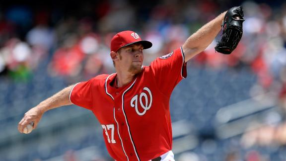 Zimmerman, Harper power Nats past Padres