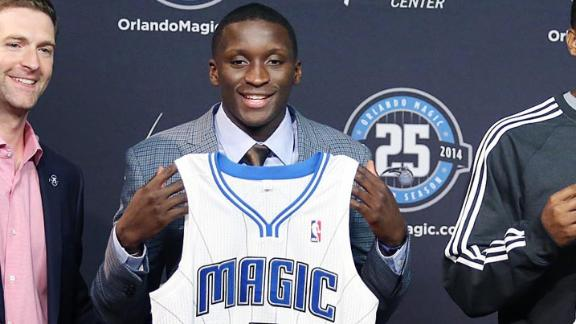 Video - Victor Oladipo Signs With Magic