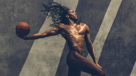 Video - ESPN The Mag Body Issue 2013: Kenneth Faried