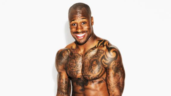 Video - ESPN The Mag Body Issue 2013: Vernon Davis