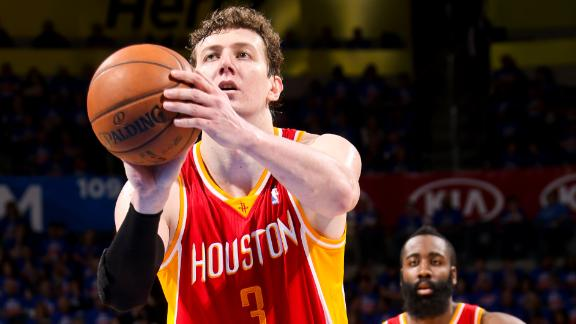 Video - Asik Wants Trade, Rockets Say No