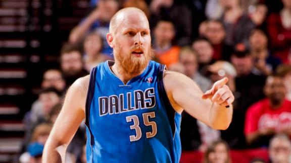 Chris Kaman, Los Angeles Lakers, agree to one-year deal, source…