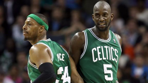 Bird: Pierce, Garnett have 'got plenty left'