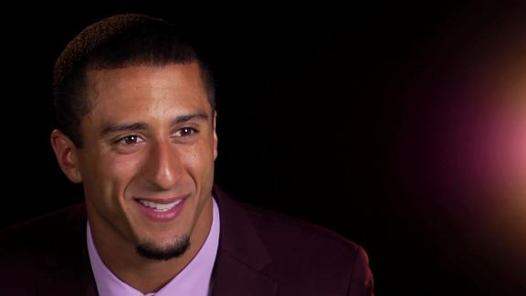 Video - Athletes As Fans: Colin Kaepernick
