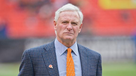 Video - Haslam: Browns Not For Sale
