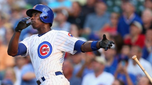 Video - Soriano, Cubs Blast Angels