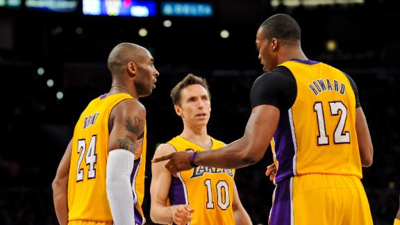 Nash: Howard never wanted to be a Laker
