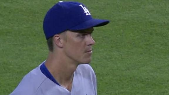 Greinke, Dodgers snap D-backs' win streak