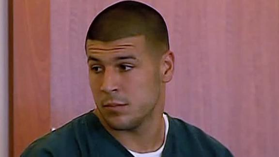 Police: Hernandez initially 'argumentative'
