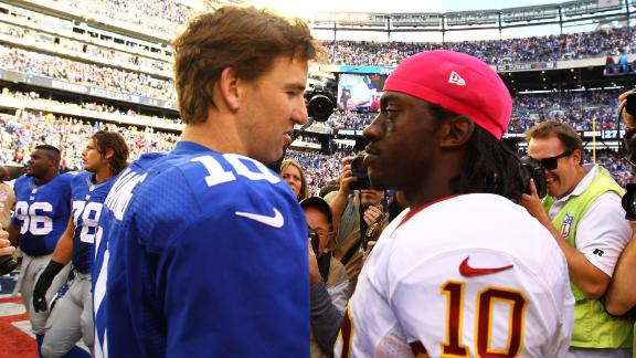 Video - Best QB In NFC East?
