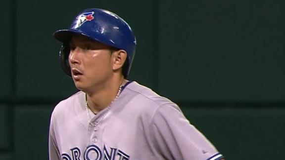 Kawasaki's clutch hit in 9th sparks Blue Jays