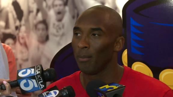 Kobe won't 'waste time' on Dwight decision