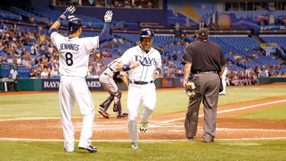 Video - Rays Win Sixth Straight