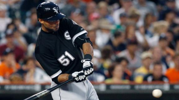 Video - White Sox Use 23 Hits To Topple Tigers