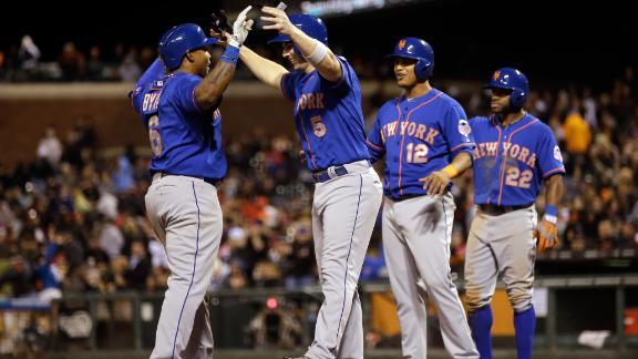 Video - Mets Slam Giants