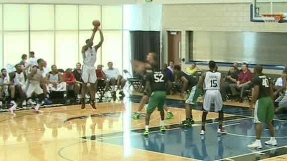 Video - Rockets Drop Celtics