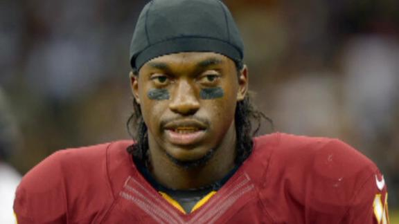 Video - How To Use Robert Griffin III