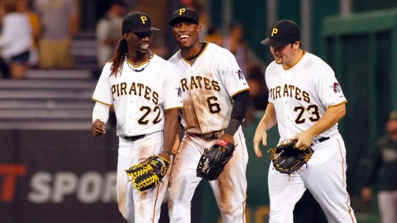 Video - Pirates Snap Slide Against A's