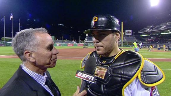 Video - Russell Martin After Bucs' Win