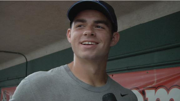 Video - Phillies Prospect Jesse Biddle
