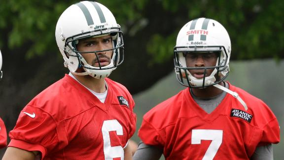 Sanchez optimistic on eve of his 'Jets West'
