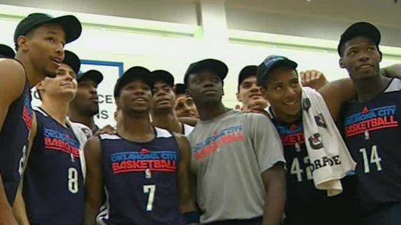 Video - Thunder Win Summer League Championship