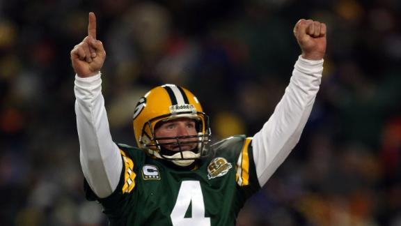 Video - Is Favre A Top-5 Player Of All Time?