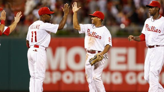 Video - Phillies Push Past Nationals