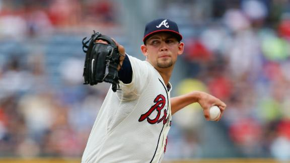 Minor boosts banged-up Braves past Reds
