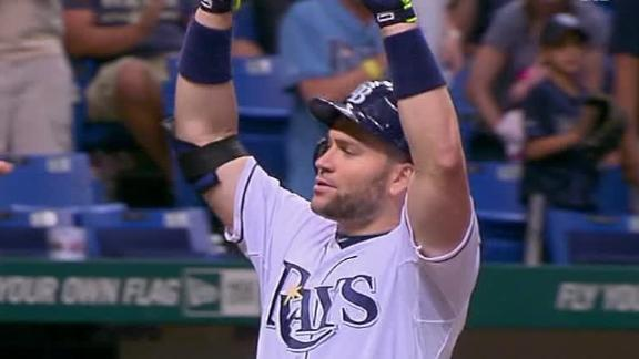Video - Scott Lifts Rays Past Astros