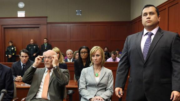Athletes react after jury acquits Zimmerman