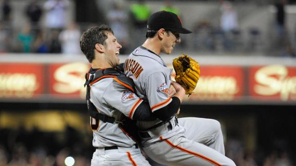 Video - Lincecum's First No-Hitter