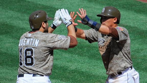 Video - Padres Rebound With Big Win