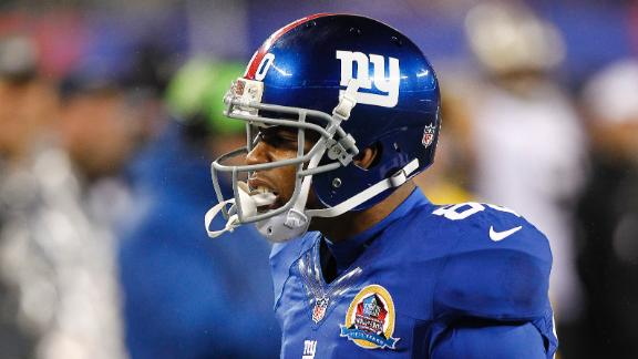 Victor Cruz: I want to be a role model, Zimmerman tweet was wro…