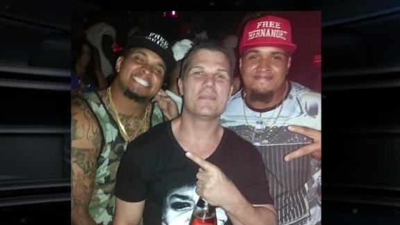Mike Pouncey won't discuss 'Hernandez' cap