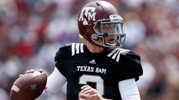 Video - Concern For Manziel?