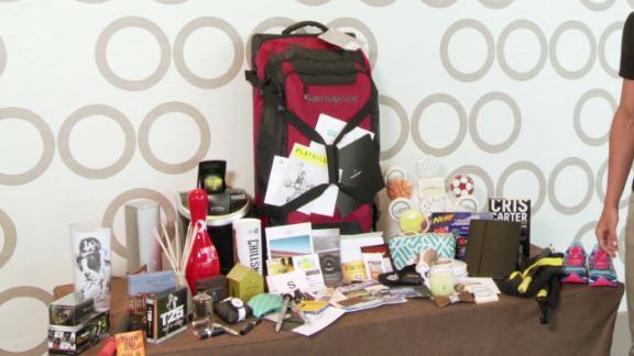Video - ESPYS Gift Bags